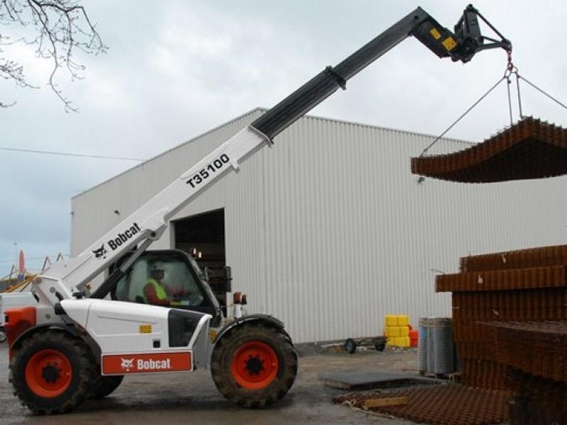 Incarcator telescopic Bobcat T 35100 dealer