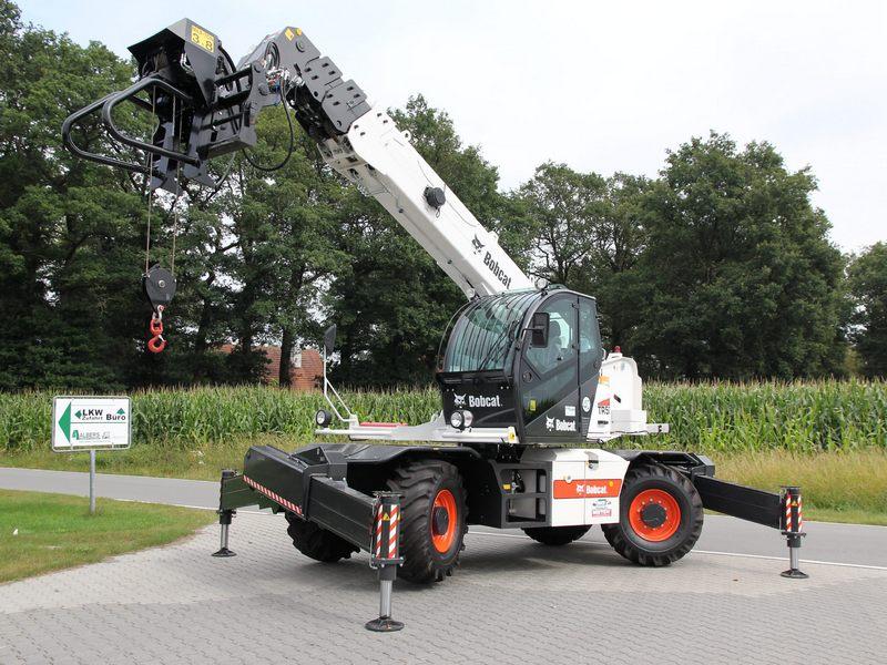 Incarcator telescopic Bobcat TR 50210 oferta
