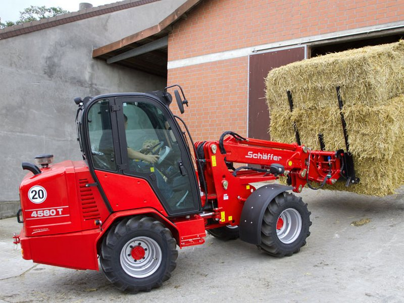 Incarcator telescopic Schaffer 4580 T dealer